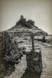 Sedona, Arizona, Bell, rock, climb