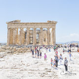 Acropolis, Athens, Greece, highest point, city, architecture, steep climb, view