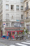 Paris, France, wine, shop,