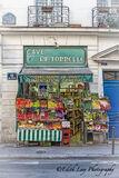 Paris, France, general store, fruits, vegetables
