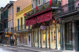 Fleur de Paris, French quarter, New Orleans, Louisiana, architecture