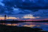 Torrence Barrens, dark sky preserve, Gravenhurst, Ontario, Toronto, night photography, star trails, sunset