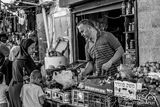 Akko, Israel, market