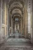 Paris, France, Louvre, museum, arches, art