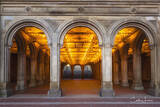 Bethesda Terrace, Central Park, Manhattan, New York