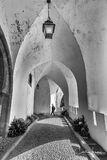 Sintra, Lisbon, Portugal, palace, castle, architecture, romanticist, gardens