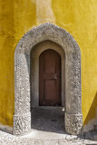 Pena Palace Arched Doorway