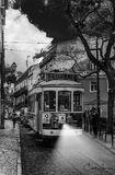 Lisbon, Lisboa, Portugal, cable car,