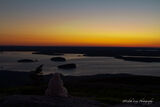 Cadillac Mountain, sunrise, Maine, Acadia National Park,