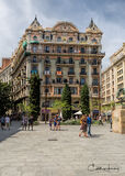 Barcelona, Spain, architecture, street scene