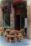 Barcelona, Spain, restaurent