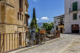 Ronda, Spain, gorge, El Tajo, old town, bicycle