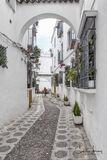Cordoba, Spain, old town, laneway