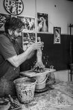Cordoba, Spain, artisan, pottery, flamenco dancer,