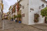Cordoba, Spain, Puerta Sevilla, street