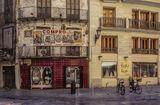Valencia, Spain, City of Arts and Science, planetarium, oceanarium, old town, square