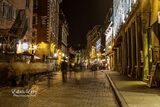 Montreal, Quebec, old Montreal, long exposure
