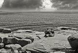 Otter Point, Acadia National Park, Maine, Atlantic Ocean,