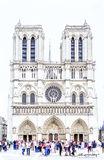 Notre Dame Cathedra, Paris, France, gothic, restoration,