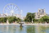 France, Louvre, Paris, Place de la Concorde, Jardin des Tuileries, gardens, Catherine De Medici, French Revolution