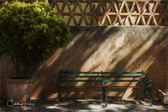 Shadows in Tlaquepaque