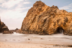 Pfeiffer Beach Long Exposure