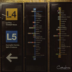 Barcelona Subway Sign