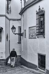 Seville Street Black & White