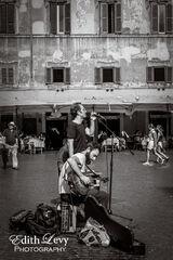 Trastevere Street Musicians