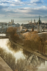Zurich City View