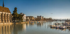 Limmat River View