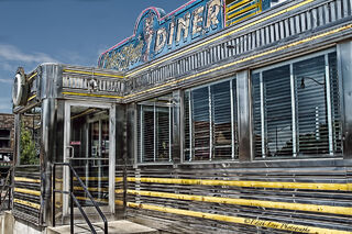 Buffalo, New York, diner, Lake Effects