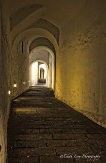 Florence, Italy, alley