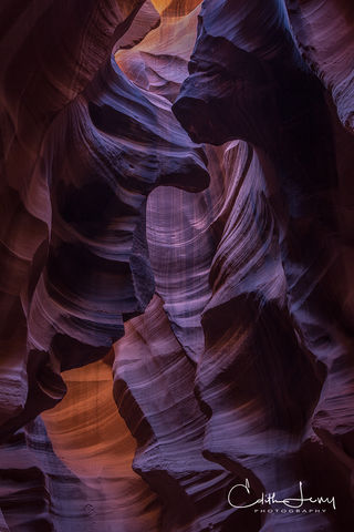 slot canyon, Arizona, Antelope Canyon, Navajo,