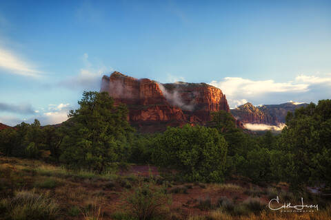 Sedona, Arizona, Bell Rock, sunrise, landscape, Oak Creek, hiking, trails, vortex, jeep tours, red rock