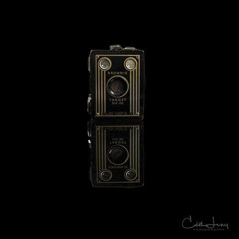 Brownie, target, classic camera