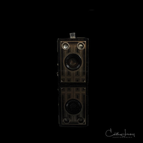 Brownie, junior, classic camera