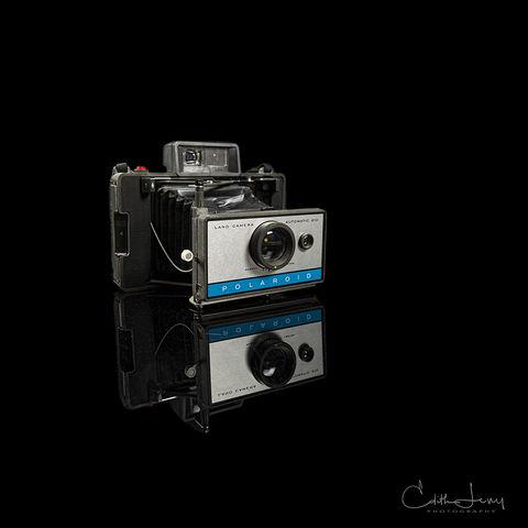polaroid, camera
