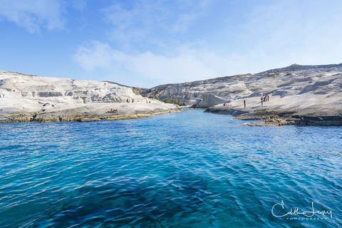 Sarakiniko, Milos, Greece, Aegean, beach, moonscape, landscape, sailing