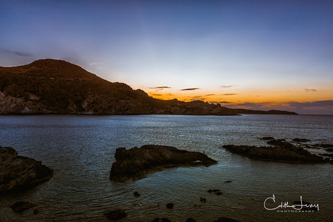 Milos, Aegean, venus de milo, Mandrakia, fishing, village, sunset