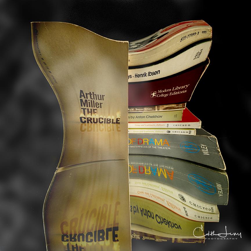 book, books, book project, drama, tragedy, photo