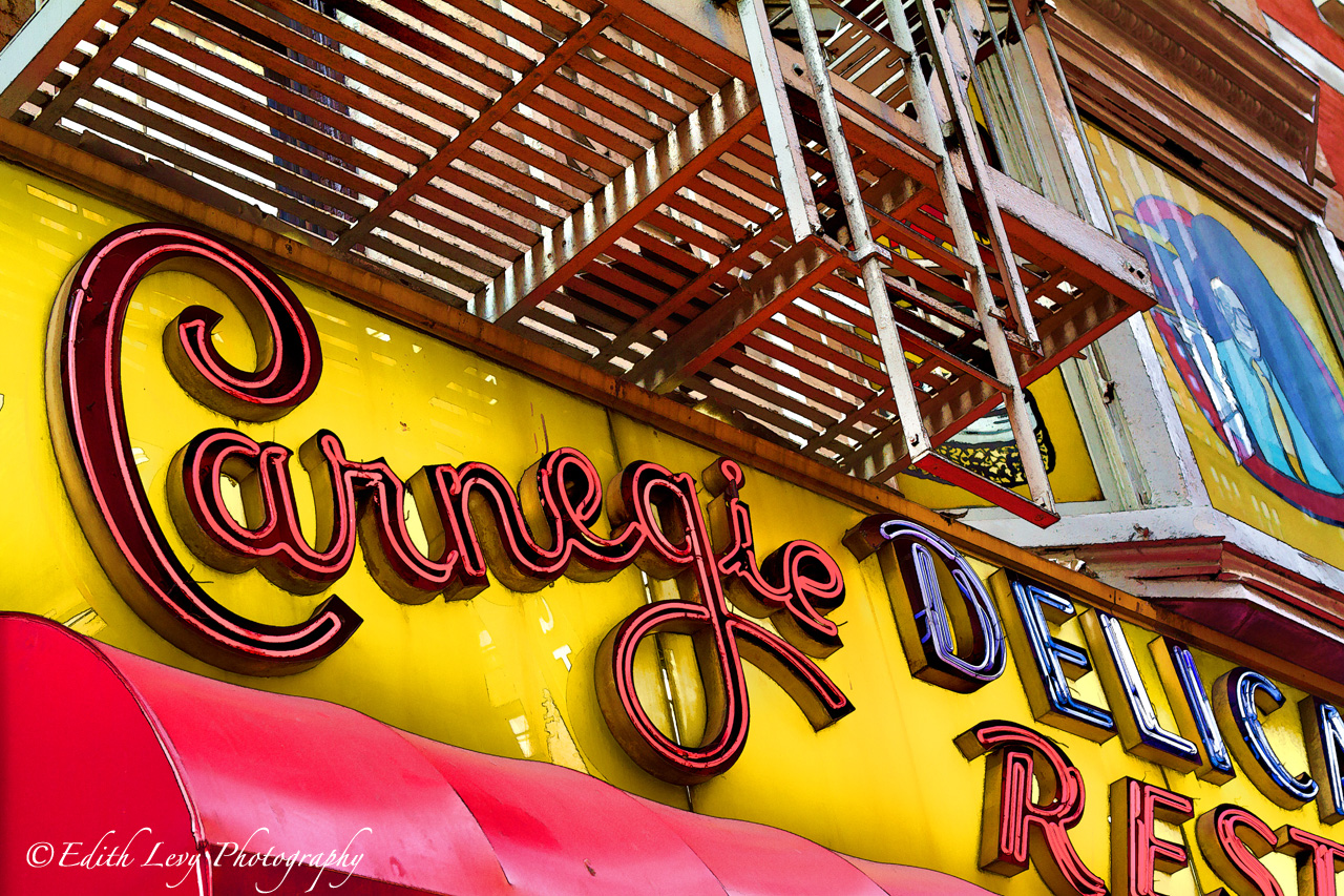 Carnegie Deli closed in 2016 but not before I got to enjoy many visits and meals. I'll miss the huge pastrami on rye with a Dr...