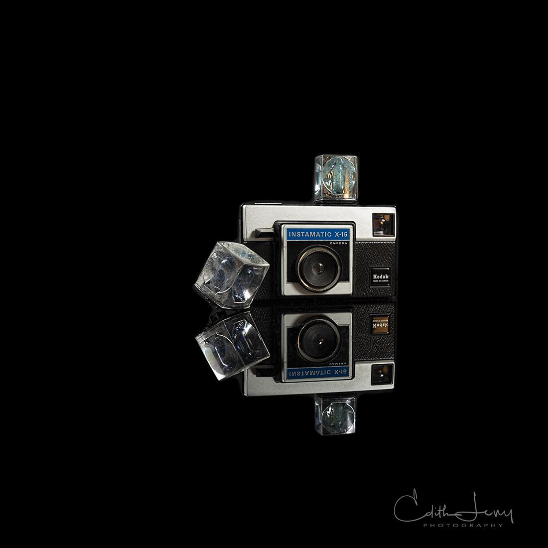 instamatic, x-15, classic camera, photo