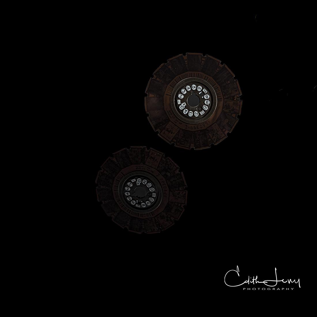 Disc, film, photo