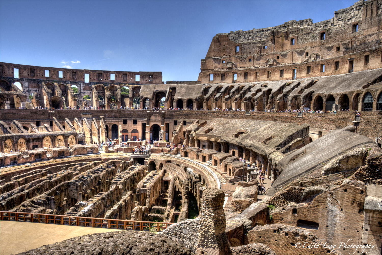 Rome, Italy, Coliseum