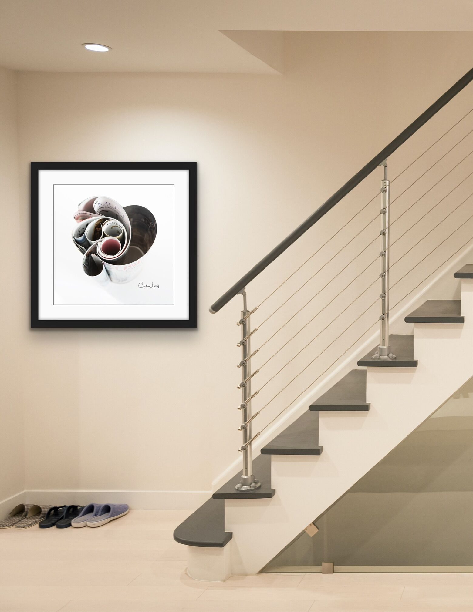 FRAMED FINE ART PRINT print preview