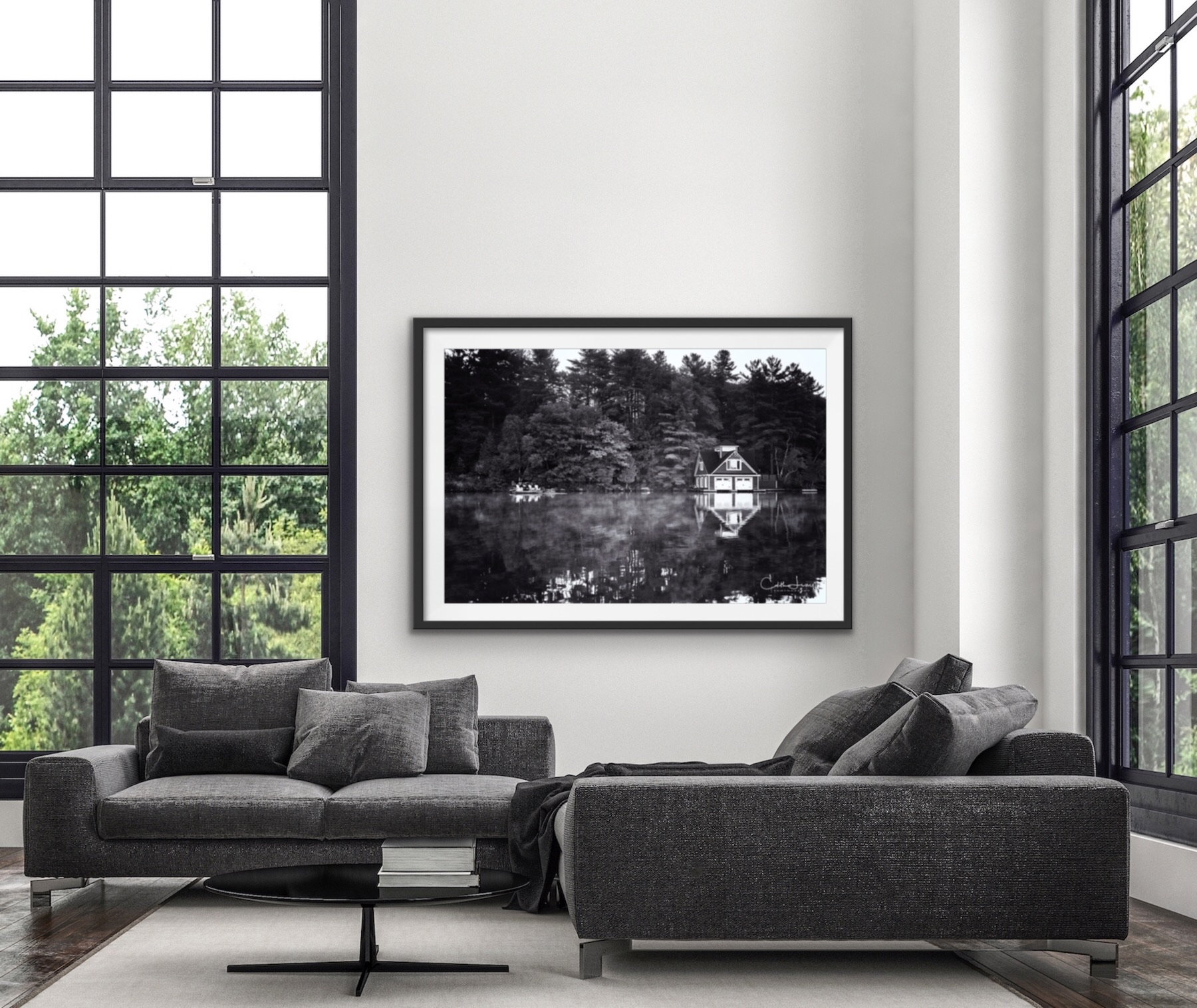 """""""Rosseau Repose"""" Limited Edition of 50"""
