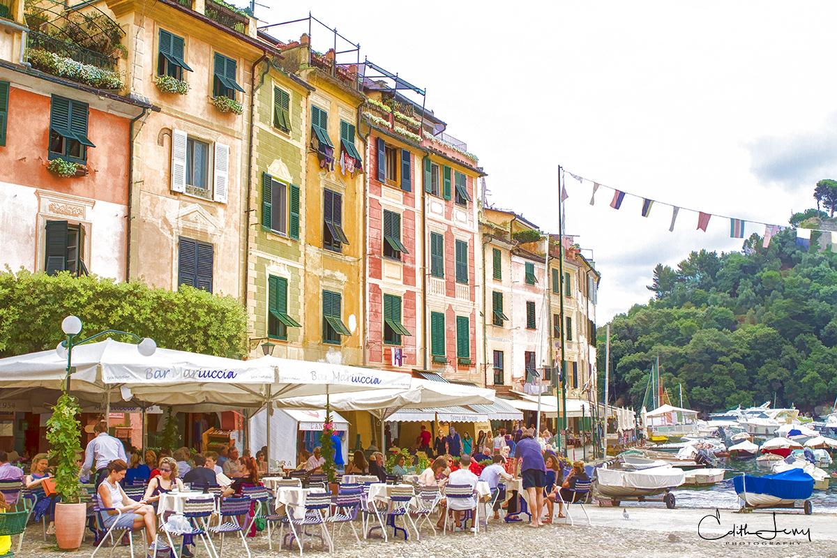 Limited Edition of 50 Portofino is a fishing village on the Italian Riviera located just south of Genoa City. Portofino is known...