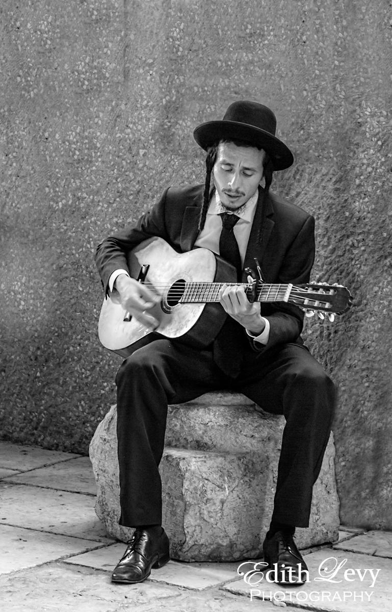 Jerusalem, Israel, faces, street portrait, street photography, black and white, people