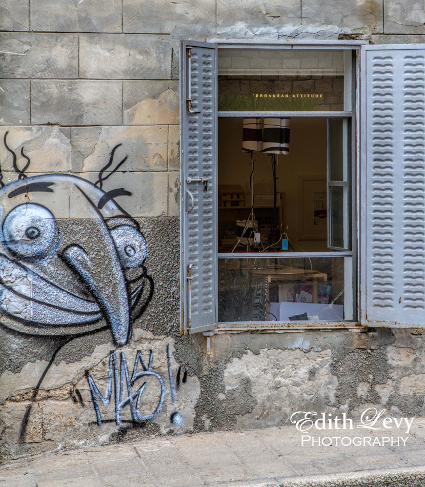 Tel Aviv, Israel, street art, photo